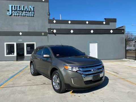 2013 Ford Edge for sale at Julian Auto Sales, Inc. in Warren MI