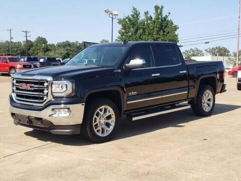 2017 GMC Sierra 1500 for sale at Tyler Car  & Truck Center in Tyler TX