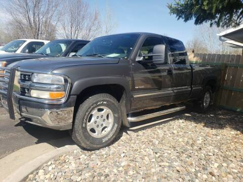 1999 Chevrolet Silverado 1500 for sale at Geareys Auto Sales of Sioux Falls, LLC in Sioux Falls SD