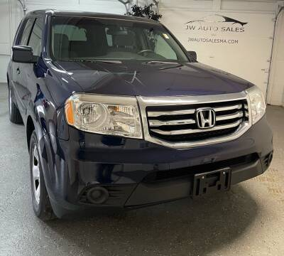 2014 Honda Pilot for sale at Mass Auto Exchange in Framingham MA