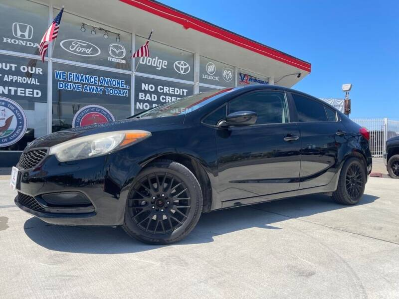 2015 Kia Forte for sale at VR Automobiles in National City CA