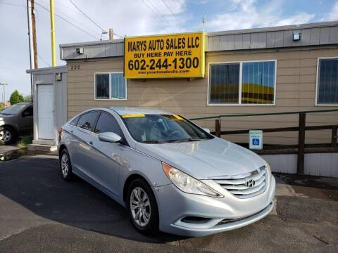 2011 Hyundai Sonata for sale at Marys Auto Sales in Phoenix AZ