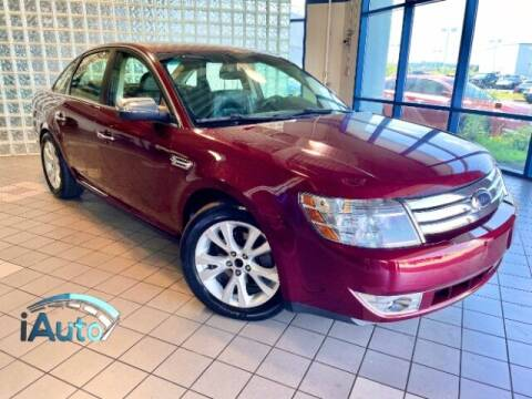 2008 Ford Taurus for sale at iAuto in Cincinnati OH