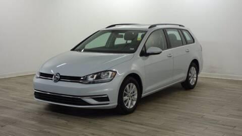 2019 Volkswagen Golf SportWagen for sale at TRAVERS GMT AUTO SALES - Traver GMT Auto Sales West in O Fallon MO