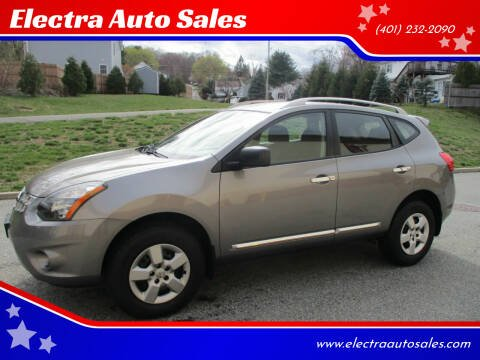 2014 Nissan Rogue Select for sale at Electra Auto Sales in Johnston RI