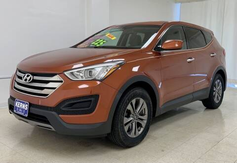 2015 Hyundai Santa Fe Sport for sale at Kerns Ford Lincoln in Celina OH