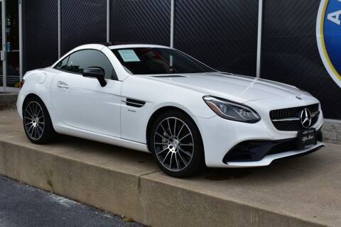2017 Mercedes-Benz SLC for sale at Alfa Romeo & Fiat of Strongsville in Strongsville OH