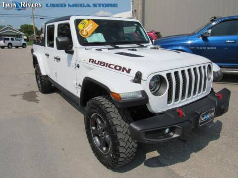 2020 Jeep Gladiator for sale at TWIN RIVERS CHRYSLER JEEP DODGE RAM in Beatrice NE