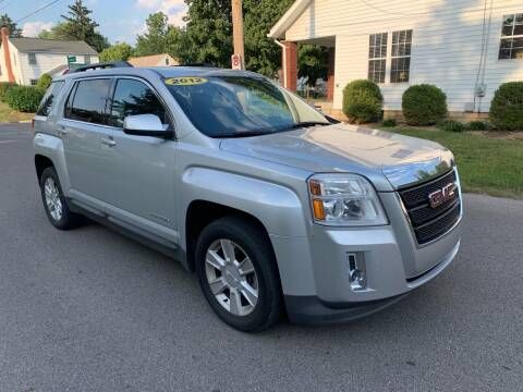 2012 GMC Terrain for sale at Via Roma Auto Sales in Columbus OH