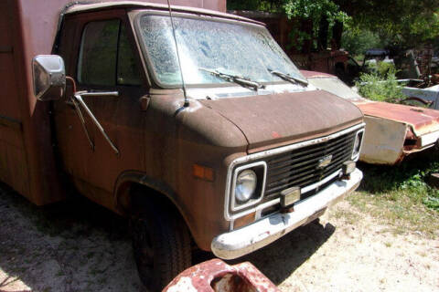 1977 Chevrolet Chevy Van for sale at Classic Cars of South Carolina in Gray Court SC