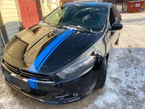 2013 Dodge Dart for sale at Richard C Peck Auto Sales in Wellsville NY