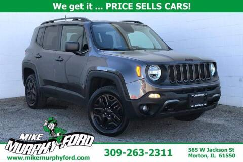 2018 Jeep Renegade for sale at Mike Murphy Ford in Morton IL