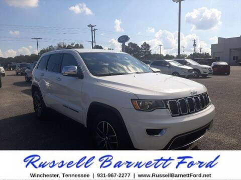 2018 Jeep Grand Cherokee for sale at Oskar  Sells Cars in Winchester TN