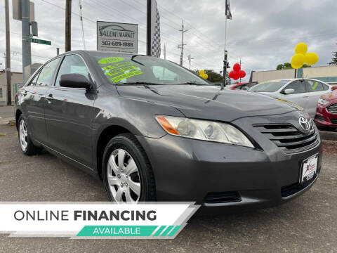 2007 Toyota Camry for sale at Salem Auto Market in Salem OR