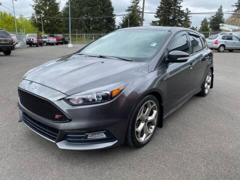 2016 Ford Focus for sale at TacomaAutoLoans.com in Lakewood WA