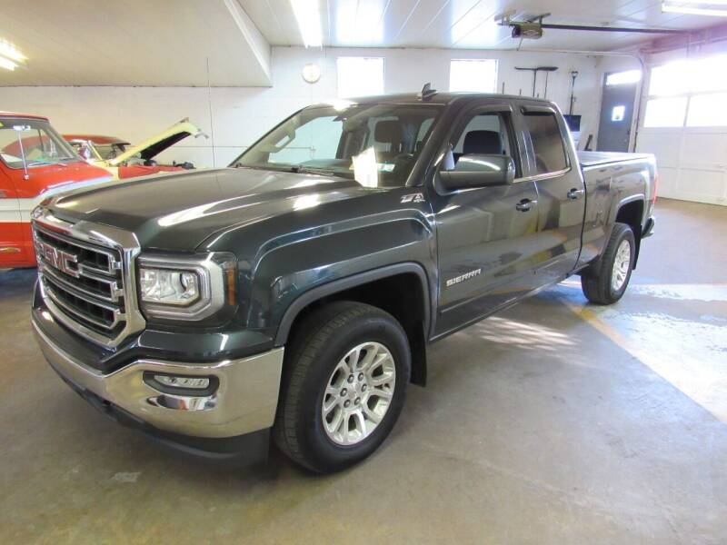 2017 GMC Sierra 1500 for sale at Arnold Motor Company in Houston PA