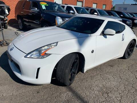 2013 Nissan 370Z for sale at A & R Motors in Richmond VA