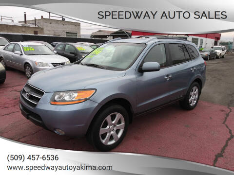 2009 Hyundai Santa Fe for sale at Speedway Auto Sales in Yakima WA
