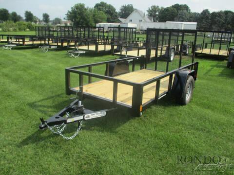 2021 Rhino Single Axle Utility UTILITY 5X