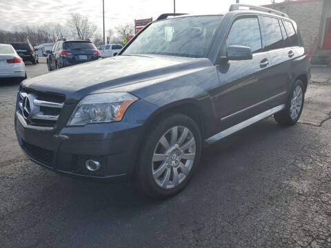 2010 Mercedes-Benz GLK for sale at Drive Motor Sales in Ionia MI