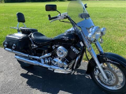 2009 Yamaha VSTAR 650 SILVERADO for sale at INTEGRITY CYCLES LLC in Columbus OH