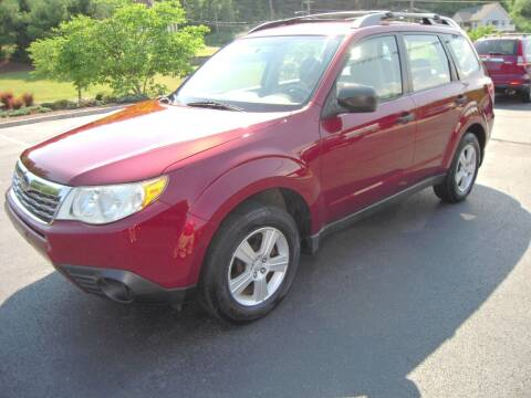 2010 Subaru Forester for sale at 1-2-3 AUTO SALES, LLC in Branchville NJ