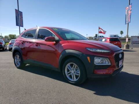 2019 Hyundai Kona for sale at All Star Mitsubishi in Corpus Christi TX