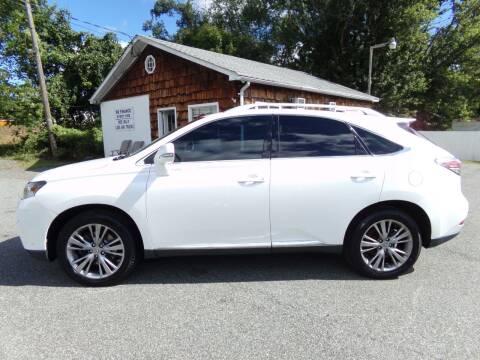 2013 Lexus RX 350 for sale at Trade Zone Auto Sales in Hampton NJ