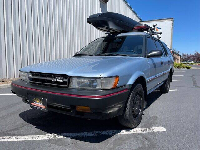 1989 Toyota Corolla for sale at Parnell Autowerks in Bend OR