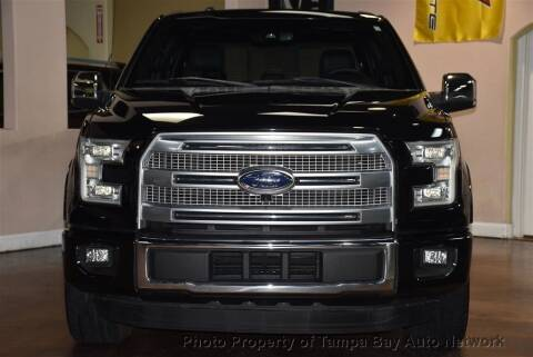 2015 Ford F-150 for sale at Tampa Bay AutoNetwork in Tampa FL