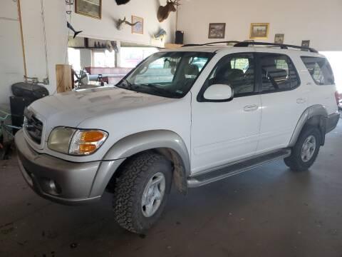 2001 Toyota Sequoia for sale at PYRAMID MOTORS - Pueblo Lot in Pueblo CO