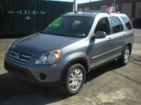2005 Honda CR-V for sale at 611 CAR CONNECTION in Hatboro PA