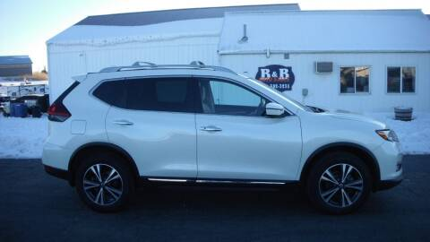2018 Nissan Rogue for sale at B & B Sales 1 in Decorah IA