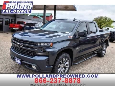 2020 Chevrolet Silverado 1500 for sale at South Plains Autoplex by RANDY BUCHANAN in Lubbock TX