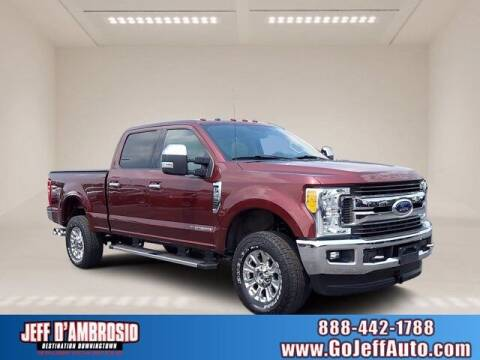 2017 Ford F-250 Super Duty for sale at Jeff D'Ambrosio Auto Group in Downingtown PA