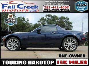 2008 Mazda MX-5 Miata for sale at Fall Creek Motor Cars in Humble TX