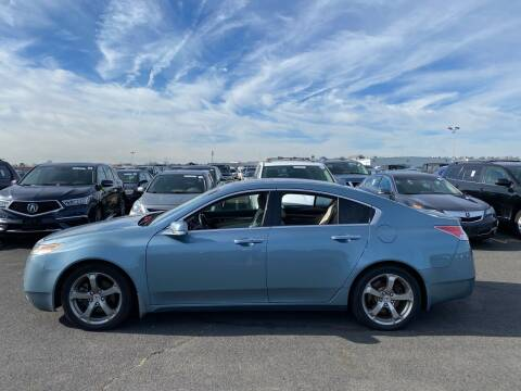 2010 Acura TL for sale at Bluesky Auto in Bound Brook NJ