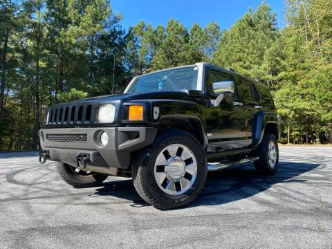 2007 HUMMER H3 for sale at El Camino Auto Sales - Global Imports Auto Sales in Buford GA