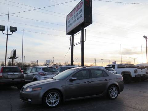 2007 Acura TL for sale at United Auto Sales in Oklahoma City OK