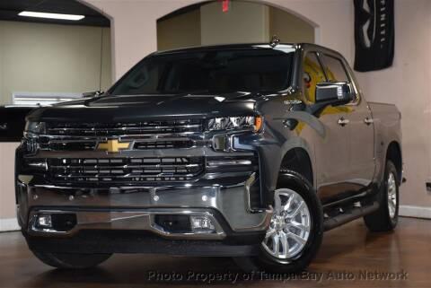 2019 Chevrolet Silverado 1500 for sale at Tampa Bay AutoNetwork in Tampa FL