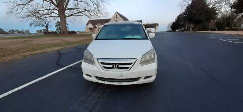 2006 Honda Odyssey for sale at Alfa Auto Sales in Raleigh NC