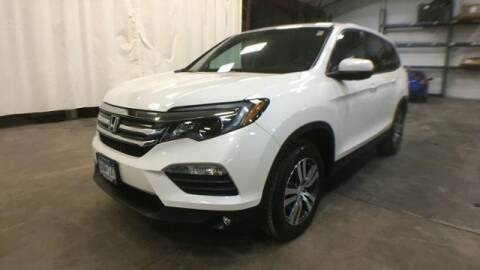 2018 Honda Pilot for sale at Victoria Auto Sales in Victoria MN