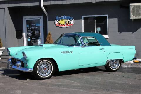 1955 Ford Thunderbird for sale at Great Lakes Classic Cars & Detail Shop in Hilton NY