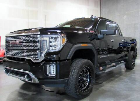 2020 GMC Sierra 2500HD for sale at Platinum Motors in Portland OR