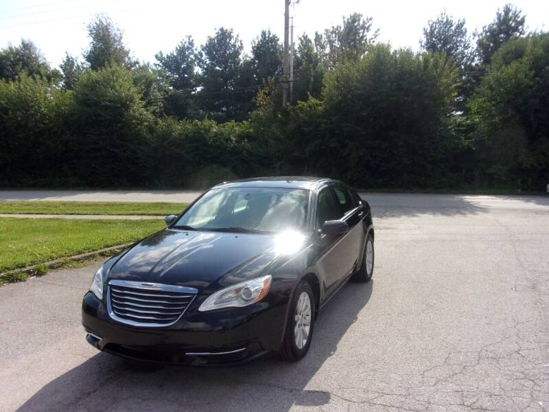2014 Chrysler 200 for sale at Auto Sales Sheila, Inc in Louisville KY