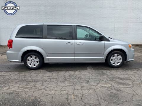 2012 Dodge Grand Caravan for sale at Smart Chevrolet in Madison NC
