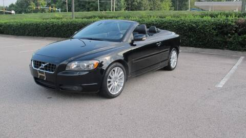 2007 Volvo C70 for sale at Best Import Auto Sales Inc. in Raleigh NC