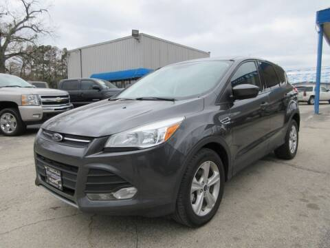 2015 Ford Escape for sale at Quality Investments in Tyler TX