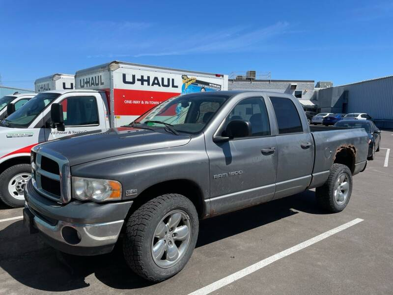 2005 Dodge Ram Pickup 1500 for sale at Prime Auto Sales in Rogers MN