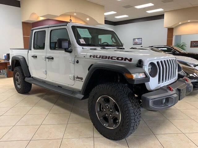 2020 Jeep Gladiator for sale at Adams Auto Group Inc. in Charlotte NC